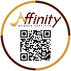 Affinity-logo-and-QR-code