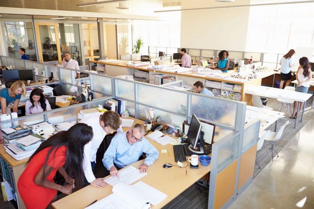 office-staff-working